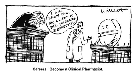 Clinical Research Pharmacist by Humour Careers In Medicine