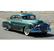 1952 Chevy Fleetline  This Bomb Like Many Others Is Only
