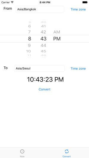 World clock Time converter for iOS - Free download and