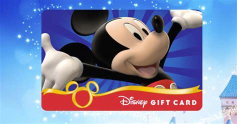 Disney Visa Gift Card Promotion - gift card design best gift cards e gift cards