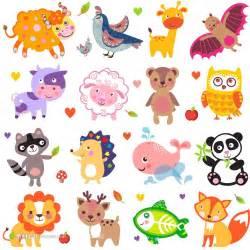 卡通动物图片 卡通动物图案 网络时代