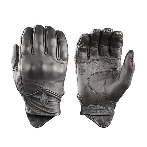 Armoir Gloves by Damascus All Leather Gloves With Knuckle Armor