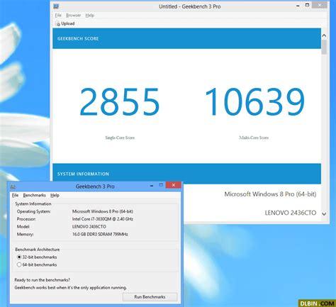 geek bench browser download geekbench techpowerup