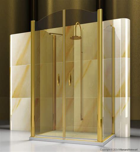 box doccia vismara prezzi box doccia su misura in vetro temperato gold fd ad fd by