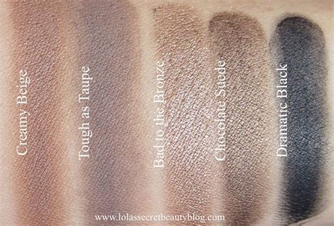 maybelline tattoo cream eyeshadow swatches swatches of maybelline color tattoo 24 hr eyeshadows in