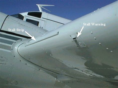 stall plane how do aircraft stall warning systems work aviation
