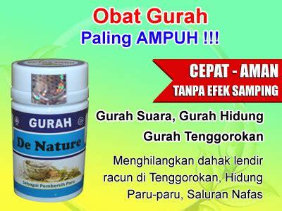 Obat Herbal Gurah De Nature obat gurah de nature ind