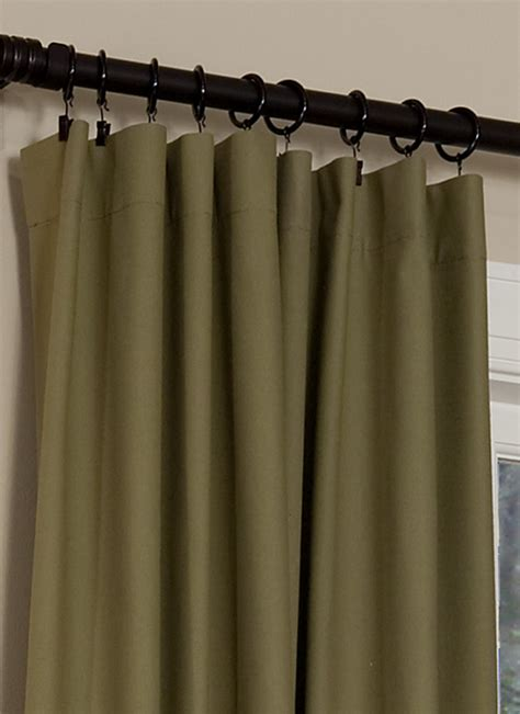rod pocket drapery sterling rod pocket curtains pretty windows 174