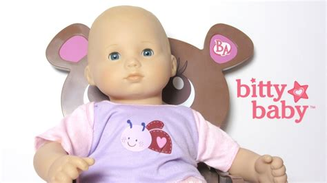 american bitty baby doll opens up new you me