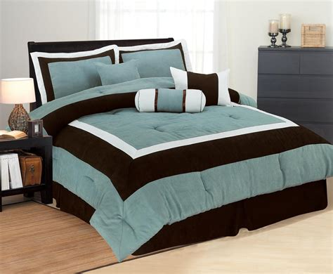 brown and aqua bedding turquoise and brown bedding bed in