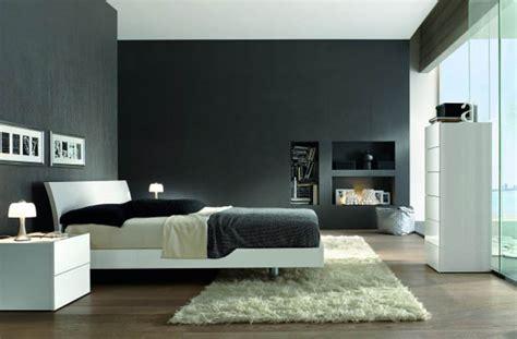 Grey Modern Bedroom Ideas by