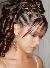 formal hair style for 5 year aprenda a fazer penteados para cabelos cacheados nada fr 225 gil