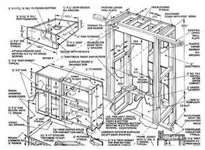 woodworking plans kitchen cabinets how to build diy