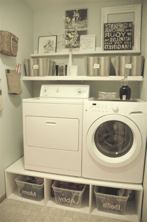 Small Laundry Room Storage Ideas Utility Room Storage Ideas Homeimproving Net