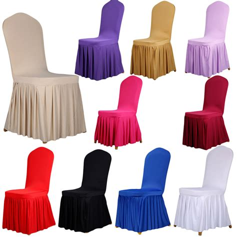 stretch dining chair cover buy wholesale wedding chair covers from china