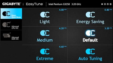 Intel G3258 By Komputerpedia Co Id gigabyte permudah overclocking intel pentium ae dengan