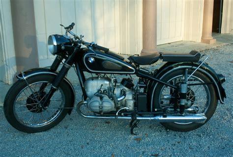 bmw r68 for sale fully restored 1952 bmw r68 bring a trailer