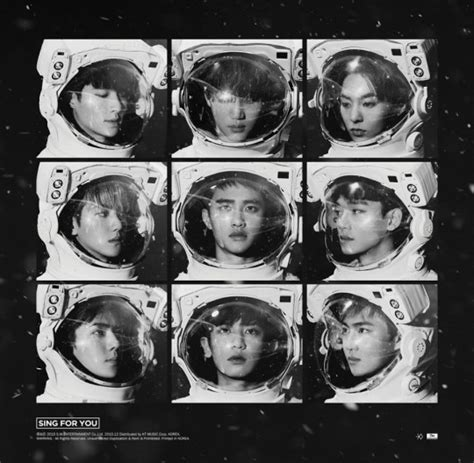 exo discography exo releases more details on upcoming five track album
