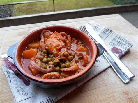 moscardini come si cucinano raccolta di ricette con piselli