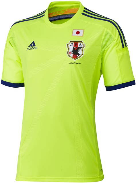 Goalkeeper Mu Away Ls japan 2014 world cup kits released footy headlines