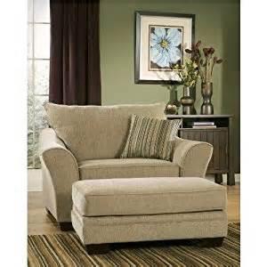 Big Comfy Chair And Ottoman Comfortable Chair And 1 2 With Ottoman Armchairs