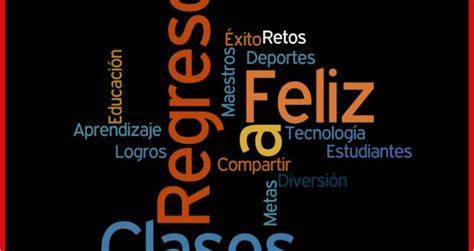 imagenes feliz regreso a clases feliz regreso a clases instituto colinas