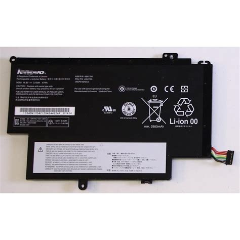 Lenovo S1 Battery For Laptop lenovo thinkpad s1 14 8v 3180mah battery replacement