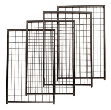 kennel panels petsafe cottageview pet backyard outdoor safety kennel expansion panels ebay