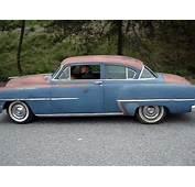 1953 Chrysler New Yorker 331 Hemi Part 1  YouTube