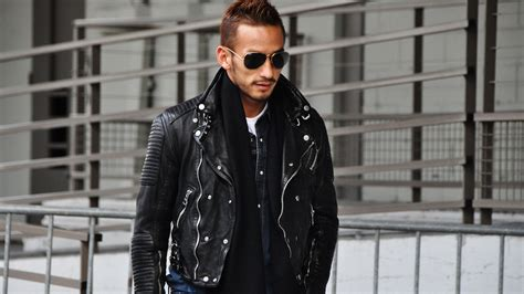 Jaket Hoodie Six Japan Black six ways to wear a leather jacket a gentleman s guide