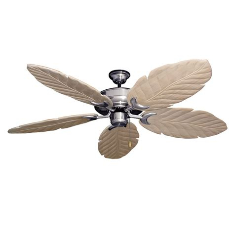 whitewashed ceiling fan brushed nickel raindance 100 series ceiling fan real