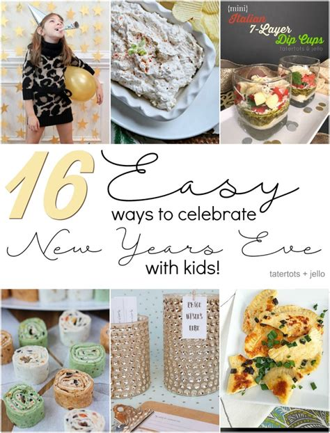 new year ways to celebrate 16 easy ways to celebrate new year s with