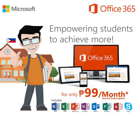Office 365 Student Office 365 Proplus For Student Promo Pc Express