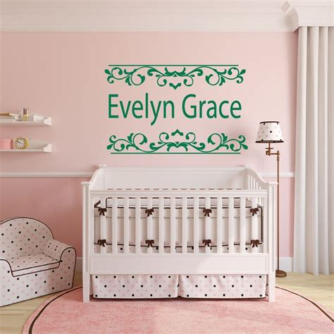 teen room decoration personalized decors for teen rooms personalized name art girls room wall decals vinyl
