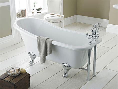 bathroom and bath kensington 1500 x 730mm freestanding acrylic bath with corbel legs rl1490t
