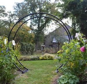Garden Arch Cheap As Chips Buy Moon Gate Arch Kinsman Company