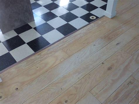 low budget diy plywood plank floors part 2 diydork com