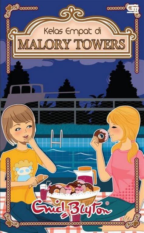 Buku Novel Anak Terlaris Karya Enid Blyton Kelas Tiga Di Malory Towe bukukita kelas empat di malory towers cover baru