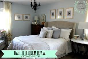 Gray Curtains For Nursery Master Bedroom Makeover Neutral Yet Beautiful