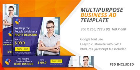 30 Best Html5 Ad Templates For Google Ads Tutorial Zone Html5 Ad Templates