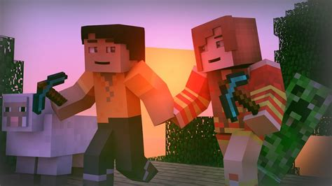 minecraft song promise quot a minecraft song parody of quot a thousand years