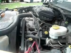 2001 dodge ram 1500 2wd engine knock avi