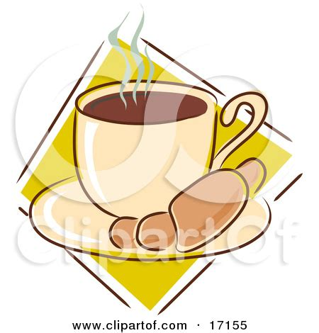 royalty free rf road clipart illustrations vector serving coffee clipart