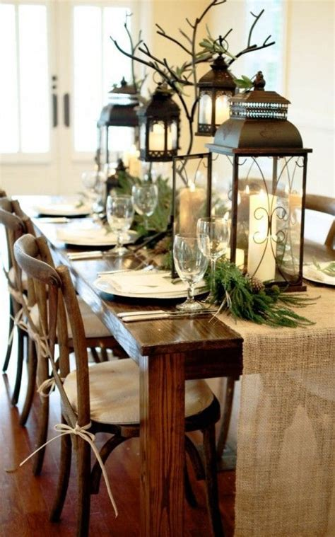newknowledgebase blogs dining room table centerpieces winter decorations winter table ideas more liz