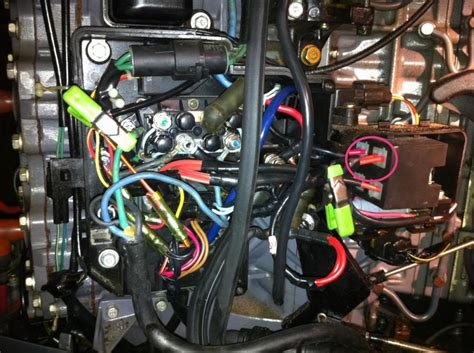 yamaha boat motor fuse yamaha ox66 wiring question the hull truth boating and