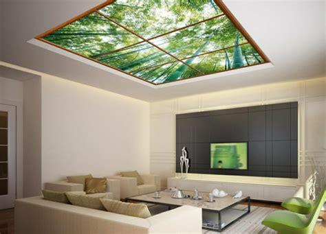 deckenverkleidung wohnzimmer deckenpaneele sind leichte und schicke deckoidee f 252 r ihr