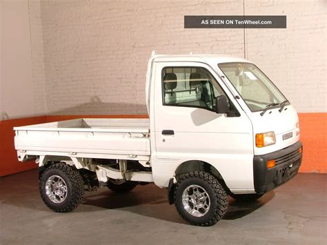 1997 suzuki carry 4x4