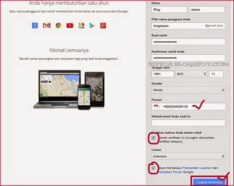 membuat e toll cara membuat gmail baru cara membuat