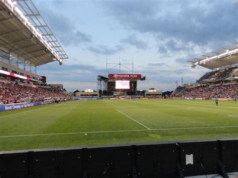 Hotels Near Toyota Park Chicago Toyota Park Chicago Soccer Club Picture Of Toyota
