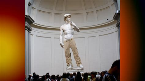 Michelangelo S David To Wear Pants In Japanese Town Tokyo Times | here s what michelangelo s david would look like with